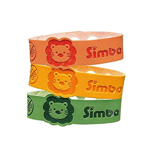 Simba Baby/Kids Natural Mosquito Repellent Bracelet-Natural