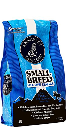 Annamaet Small Breed All Life Stages – 15 lb bag