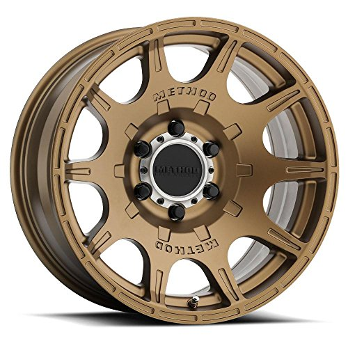 (Method Race Wheels Roost 17x8.5 5x5.0 0 Offset(4.75