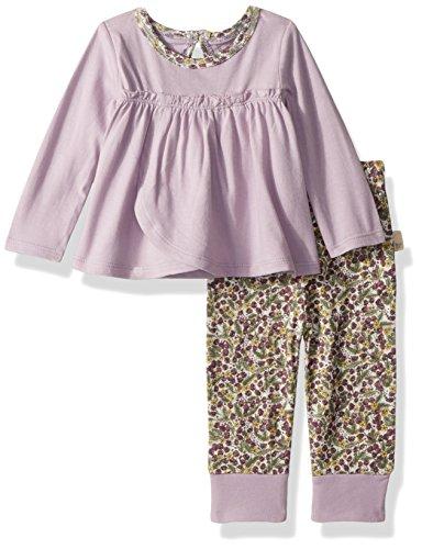 Top and Pant Set, Tunic and Legging Bundle, 100% Organic Cotton (Clothing Organic Cotton Childrens)