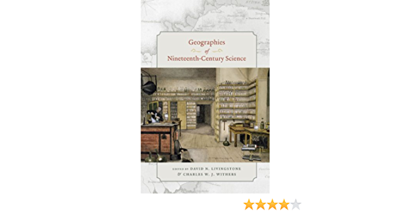 Geographies of Nineteenth-Century Science: Amazon.es ...