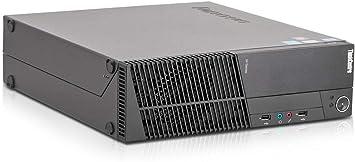 Lenovo ThinkCentre M92p SFF - Ordenador de sobremesa (procesador ...