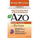 AZO Bladder Control Supplement, 72 Count