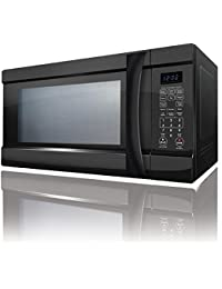 Chef Star CS74229 2.2 cu. ft. 1200 watts Countertop Microwave Black (Certified Refurbished)