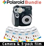 Polaroid PIC-300 Instant Camera Accessory Kit, Black