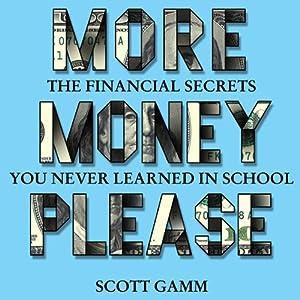 More Money, Please Audiobook