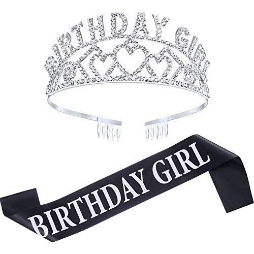 10 best birthday sash with crown for 2019
