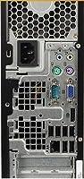HP 8300 Elite Small Form Factor Desktop Computer (Intel Core i5-3470 3.2GHz Quad-Core, 8GB RAM, 500GB SATA, Windows 10 Pro 64-Bit)  (Certified Refurbished)