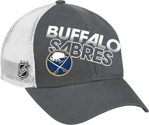 Reebok Buffalo Sabres TNT Trucker Flex Fit Mesh Back Hat