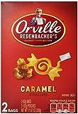 microwave caramel corn - Orville Redenbacher's Gourmet Popping Corn, Caramel, 2-Count, 2.2-Ounce Bags