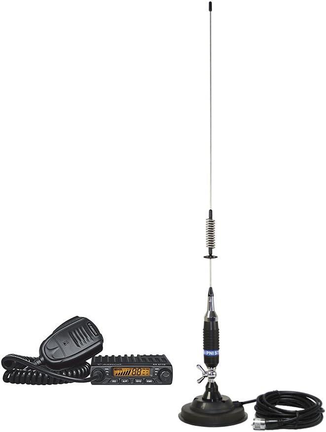 Midland ALB-PACK23 Radio cb albrecht ae 6110 asq + antena pni ...