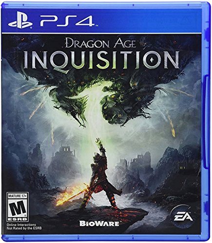 - Dragon Age Inquisition - Standard Edition - PlayStation 3