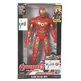 Wishkey Avengers 2 Age of Ultron Super Hero Iron Man With Led Light