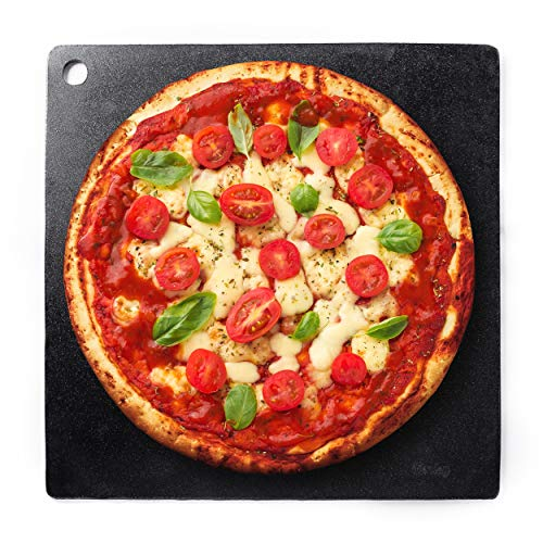 (Steel Pizza Baking Stone - 15
