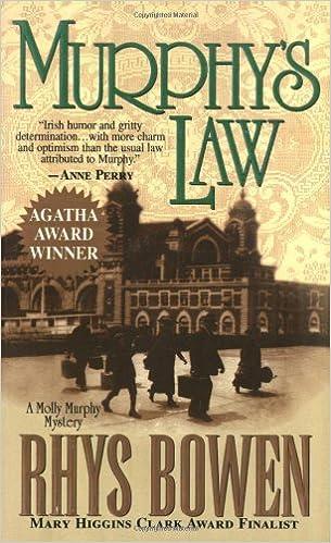 b59f3dc2933 Murphy s Law  A Molly Murphy Mystery (Molly Murphy Mysteries)  Rhys ...