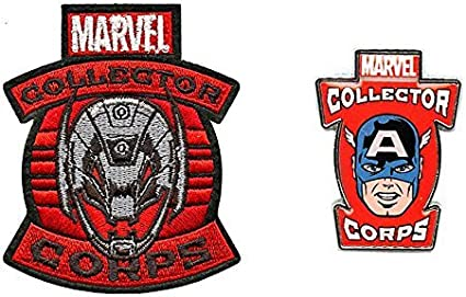 Marvel Collector Corps AVENGERS BOX collectors AGE OF ULTRON patch