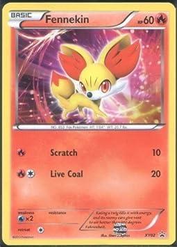 Fennekin 25//162 BREAKthrough Reverse Holo Mint Pokemon Card