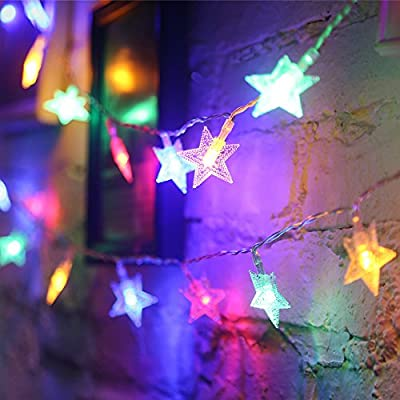 Globe String Light, Lamavido LED Starry Light Fairy Light for Garden,Wedding,Xmas Party Battery-powered