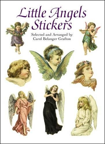 (Little Angels (Dover Stickers))