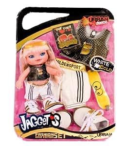 Jaggets Gold Set Antiguos Fashion Set
