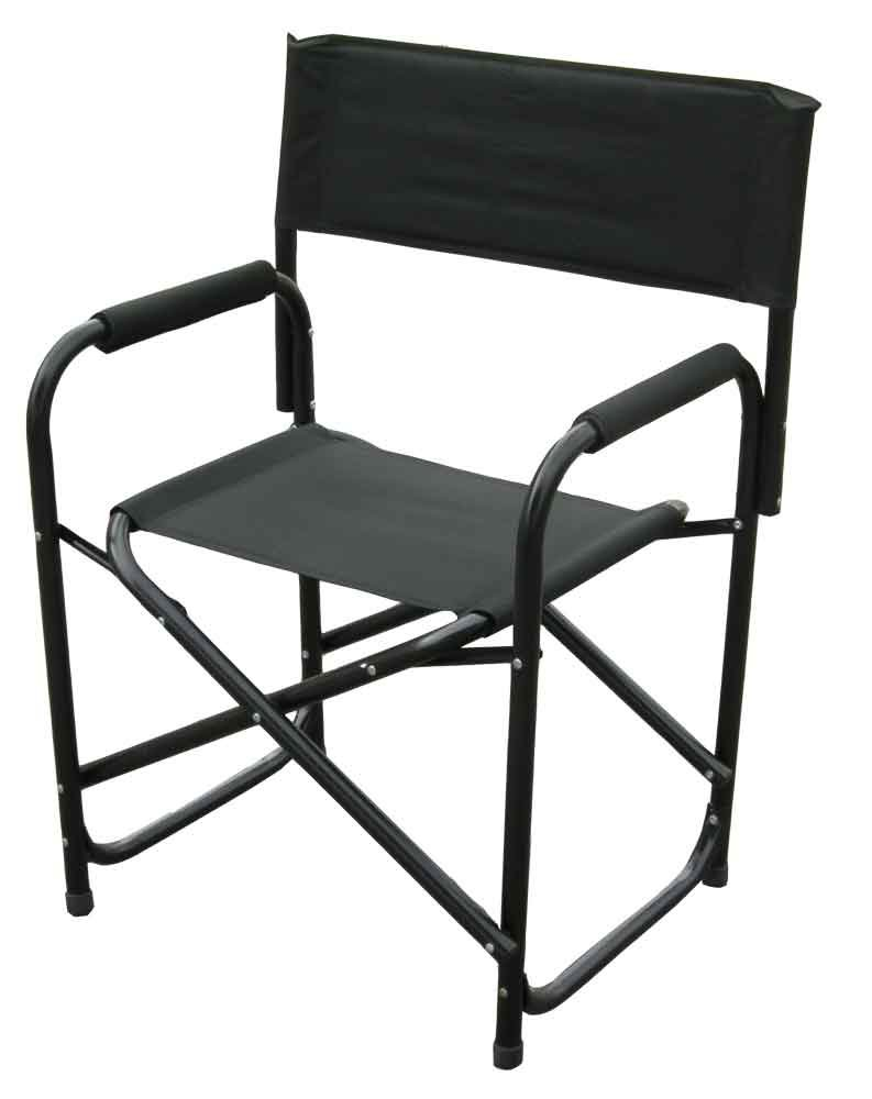 Impact Canopy Director's Chair-Standard Height