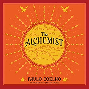 Image result for The Alchemist audio