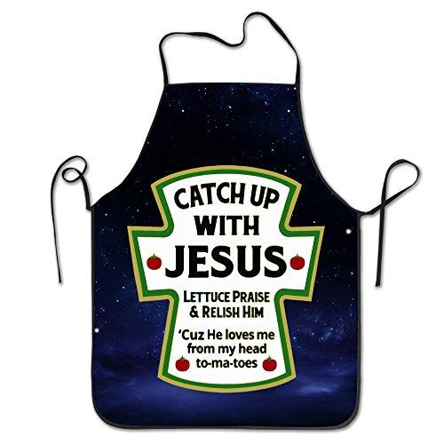 Jesus Apron - 1
