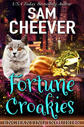 Fortune Croakies (Enchanting Inquiries Book 2)