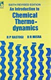 img - for An Introduction to Chemical Thermodynamics book / textbook / text book
