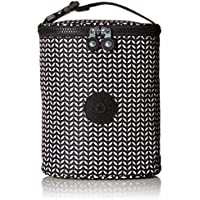 Kipling Insulated Baby Bottle Holder with Clip on Strap (Small Leaf)