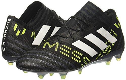 1 Scarpe Da Messi Nemeziz Nero 17 Uomo 42 Calcio Fg Adidas XAtqwn