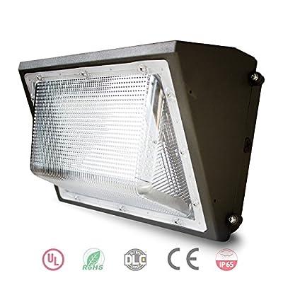 EverWatt LED Wall Pack Light 5000K