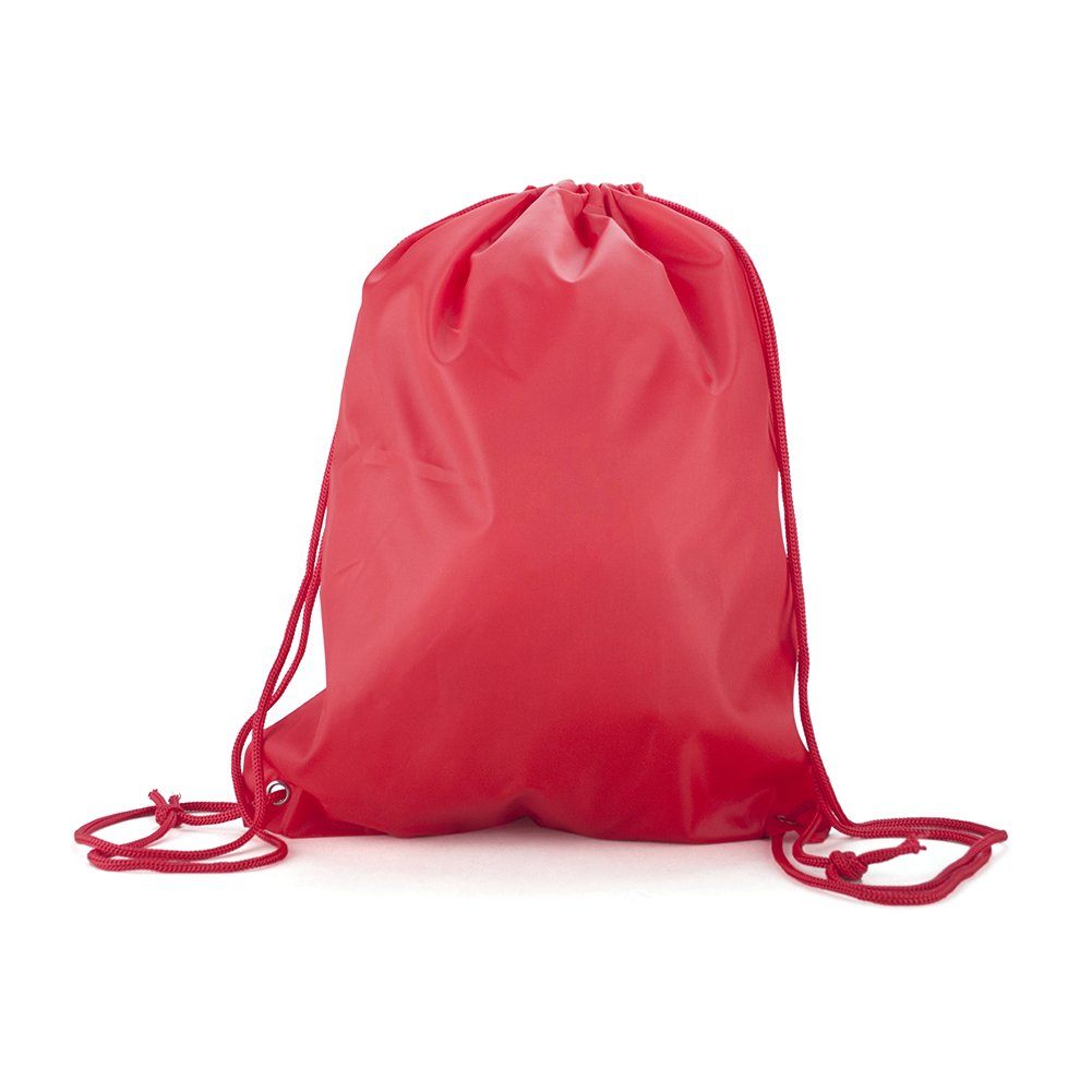 (Price/5PCS) GOGO Drawstring Backpack Goodie Bags Gym Sack For Birthday Party Favor Giveaways
