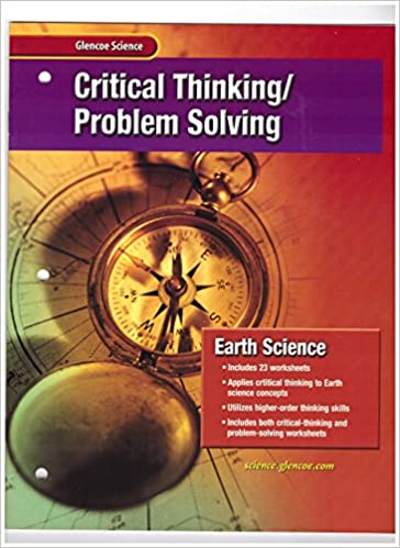 order earth science critical thinking