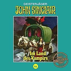 Im Land des Vampirs - Teil 1 (John Sinclair - Tonstudio Braun Klassiker 24)