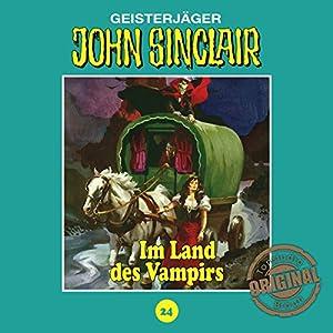 Im Land des Vampirs - Teil 1 (John Sinclair - Tonstudio Braun Klassiker 24) Hörspiel