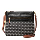 Fossil Women's Fiona Faux Leather Large Crossbody