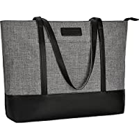 Laptop Tote Bag,Fits 15.6 Inch Laptop,Womens Lightweight Water Resistant Nylon Tote Bag Shoulder Bag