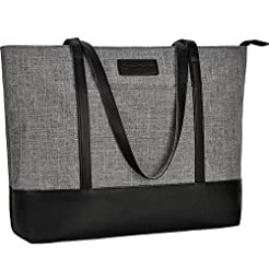 Laptop Tote Bag,Fits 15.6-17 Inch Laptop...