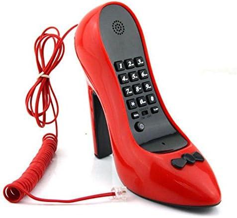 Alta Talón zapato forma teléfono para teléfono inalámbrico, diseño mejores regalos: Amazon.es: Hogar