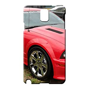 samsung note 3 Appearance High-definition Protective phone covers ford saleen mustang