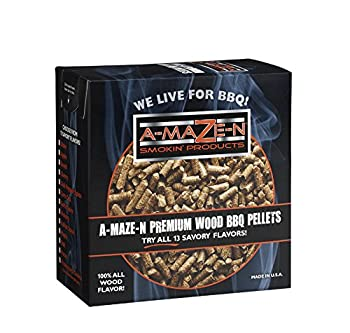 A-MAZE-N Apple Wood Pellets For Smoking