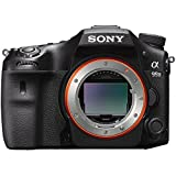 Sony a99II 42.4MP Digital SLR Camera with 3' LCD, Black (ILCA99M2)