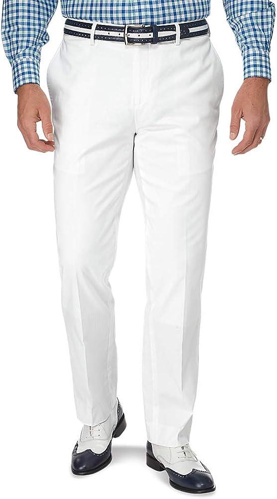 Men's Vintage Pants, Trousers, Jeans, Overalls Paul Fredrick Mens Classic Fit Cotton Pincord Pleated Suit Pant $59.00 AT vintagedancer.com