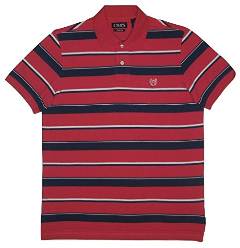 Chaps Striped Polo - 6
