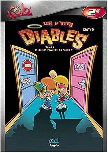 Télécharger en ligne Les P'tits diables, tome 1 pdf ebook