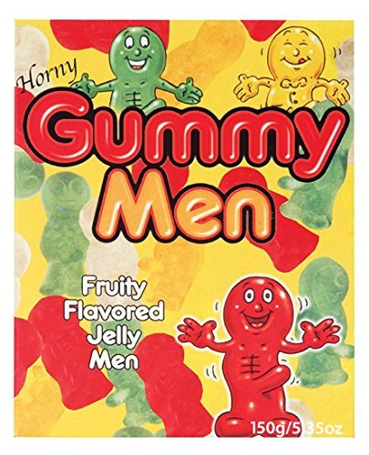 Horny Gummy Men Candy by Omg international