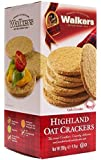 Walkers Highland Oat Crackers 9.9oz - 3 Pack