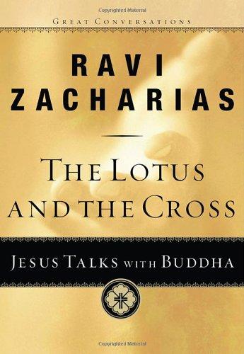 Lotus Cross Jesus Buddha Conversations product image