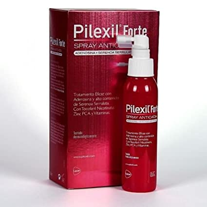 Amazon.com: Pilexil Forte Spray 120ml Anti-hairloss ...